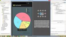 How To Make A Pie Chart In Java Android Learn How To Create A Pie Chart Graph With