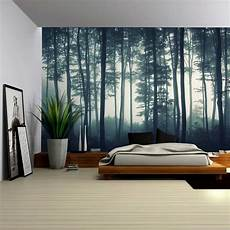 home decor wall murals landscape mural of a forest wall mural home decor