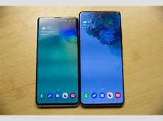 Samsung brings Galaxy S20 features to the S10 and Note 10