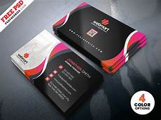 Advertising Agency Visiting Card Design Creative Agency Business Card Design Template Download Psd