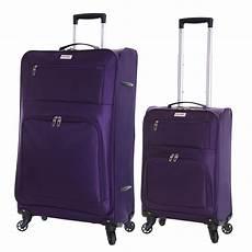 Ultra Light Suitcase Set Of 2 Ultra Lightweight 4 Wheeled Travel Luggage