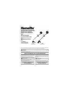 Free Homelite Trimmer User Manuals Manualsonline Com