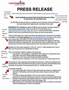 Format For Press Release 10 Press Release Best Practices That Will Skyrocket Your