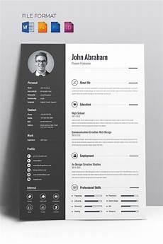 How To Design Resume Minimal Creative Cv Resume Template New Website