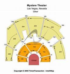 Treasure Island Theater Seating Chart Mystere Theatre Treasure Island Tickets Mystere Theatre