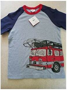 Andersson Size Chart 130 Nwt Andersson Boys Firetruck T Shirt Size 130 8 Ebay