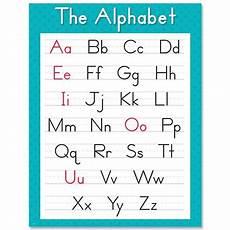My K Chart Creative Teaching Press Ctp8610 The Alphabet Chart