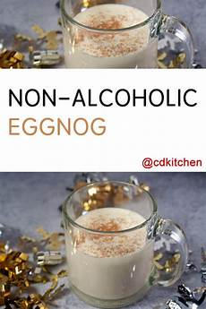 eggnog drinks non alcoholic