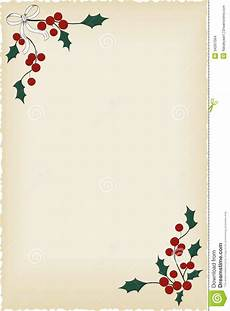 Christmas Letter Backgrounds Christmas Background Stock Vector Illustration Of Merry