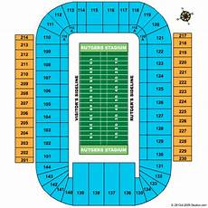 Rutgers Football Seating Chart Rutgers Scarlet Knights Tickets College Football Big