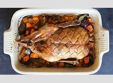Roasted Duck   Recipe in 2020   Roast duck, Roast, Stuffed