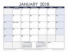 Month Printable Calendar November 2018 Page 4 Template Calendar Design