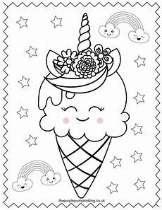 sweet unicorn malvorlagen kostenlos bedruckbares