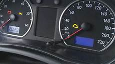 Vw Polo Catalytic Converter Warning Light Vw Polo Service Insp Reset How To Reset Inspection Light