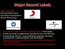 Major Record Labels Major Vs Independent Record Labels