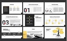Case Study Powerpoint Template 2017 Case Study Report Powerpoint Template 65153