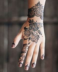Hennagir Designs 30 Simple Amp Easy Henna Flower Designs Of All Time Keep