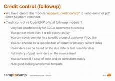 Credit Control Letter Financial Best Practices Webkit Invoices Bank