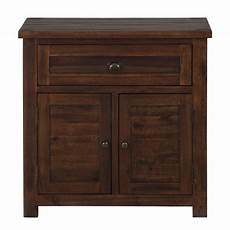 lodge brown accent cabinet 730 13 decor south