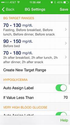 Blood Sugar Chart App The Best Iphone Diabetes Tracker App Mynetdiary