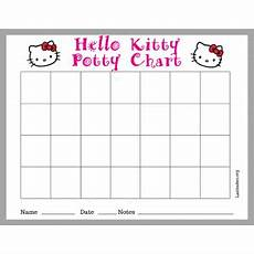 Hello Kitty Potty Training Chart Printable Potty Training Charts For Kids Acn Latitudes