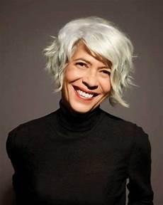 kurzhaarfrisuren graue haare 30 stylish gray hair styles for and hair
