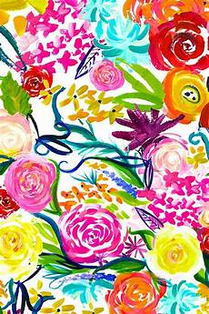 neon floral iphone wallpaper neon summer floral by theartwerks a bright and colorful