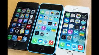 Image result for iPhone 5 5S and 5C