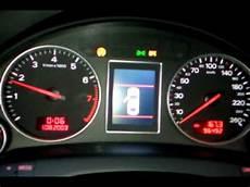 Audi A4 Epc Light Audi Epc Probleem Youtube