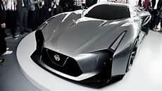 2020 Nissan Skyline Gtr by Nissan Concept 2020 Vision Granturismo Global Unveiling