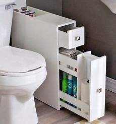 narrow bathroom cabinet storage drawer small bath