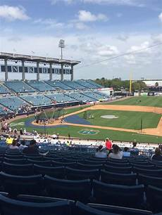 Steinbrenner Field Interactive Seating Chart George M Steinbrenner Field Interactive Seating Chart