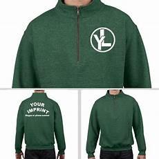 Design Your Own Half Zip Personalized Half Zip Sweatshirt