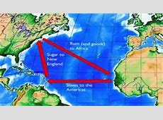 Explanation of the triangular trade system and also how
