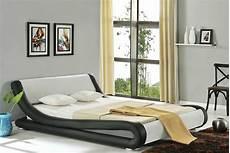 Amari House Of Designers Designer Amari Italian Faux Leather Bed 2 Sizes