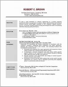 Objective In Resume Examples General Resume Objective Examples For Any Jobs