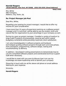 Cover Letter For Project Coordinator Position Project Coordinator Cover Letter Sample