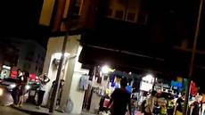 Red Light District Little India Singapore Geylang Road Singapore Nighttime Walk Youtube