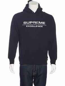supreme clothes supreme 2017 reflective excellence hoodie clothing