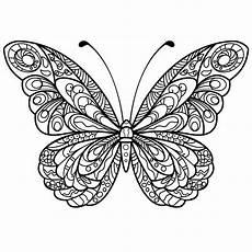 Ausmalbilder Schmetterling Mandala Ausmalbilder Schmetterling Mandala Tippsvorlage Info