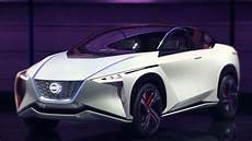 nissan 2020 electric car 2020 nissan imx is the new futuristic suv nissan alliance