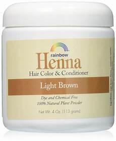 Rainbow Henna Light Brown Amazon Com Rainbow Research Henna Hair Color And