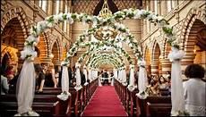 church wedding decor ideas bollywoodshaadis com