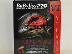 Babyliss Pro V1 Volare Ferrari Designed Engine Hair Dryer Babyliss Pro V1 Volare Ferrari Designed Engine Hair Dry Ebay