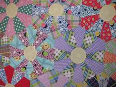 treasured quilts kaleidoscope or endless chain patchwork