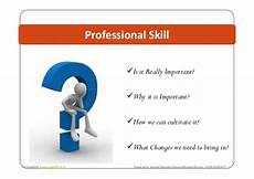 Professional Abilities Enhancing Professional Skills