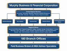 Franchise Structure Chart Corporate Organization Chart Murphy Merger And