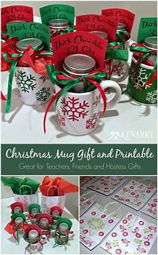 crafts gifts mug gift with free printable