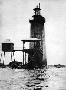 Ram Island Ledge Light Station Ram Island Ledge Light History New England Lighthouses