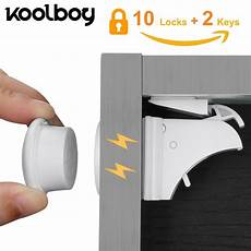 10 locks 2 magnetic cupboard locks safety baby